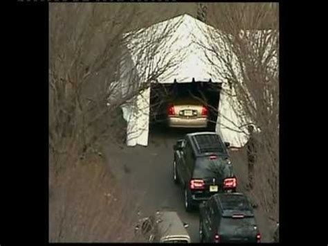 Whitney Houston Final journey:To Fairview Cemetery in