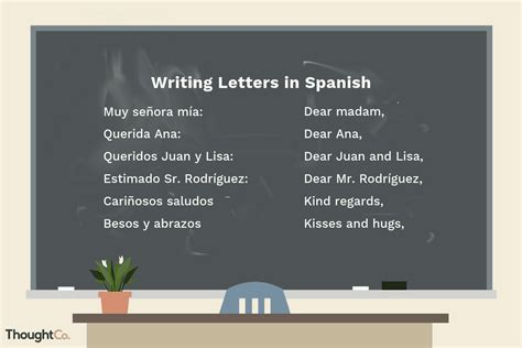 How To Write a Business and Personal Letter in Spanish