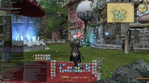Show me your hotbars! : ffxiv