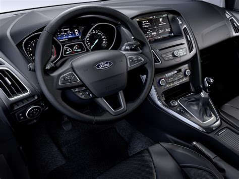 2014 Ford Focus Estate / Touring Leaked Photos Show New