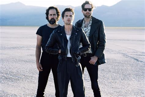 """This Just In: The Killers """"Run for Cover"""" with a Restless"""