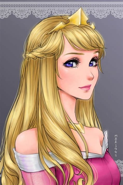 See What Disney Princesses Would Look Like If They Were