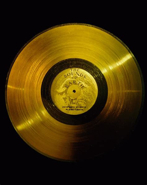 Voyager Golden Record - Wikipedia