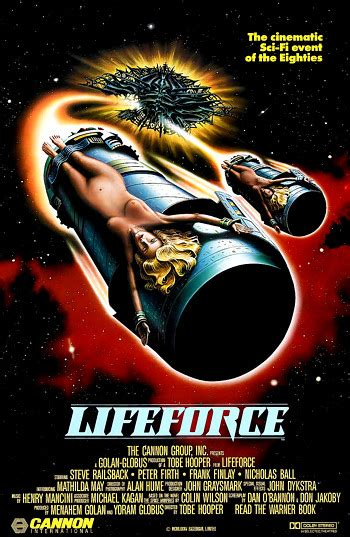 LIFEFORCE movie review