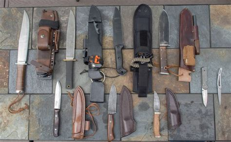 Best Bushcraft Knife: Types of Blade Material & What to