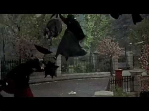 Mary Poppins Nannies Blown Away - YouTube