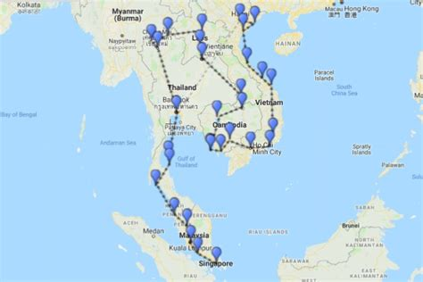 4 Months Travelling Solo In South East Asia: Backpacking