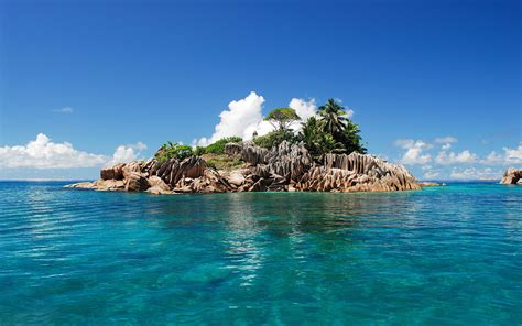The meaning and symbolism of the word - Island