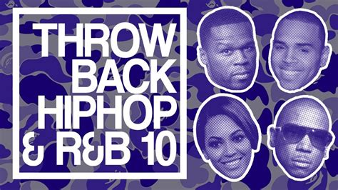 Early 2000's Hip Hop and R&B Songs | Throwback Rap Old