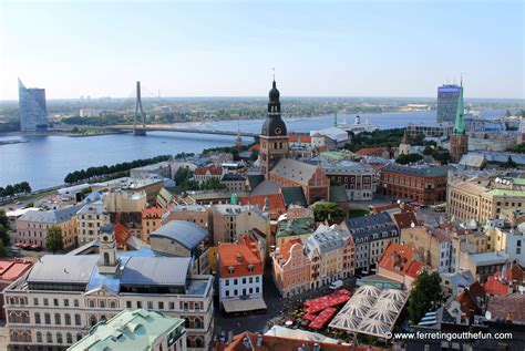 Riga, Latvia: First Impressions - Ferreting Out the Fun