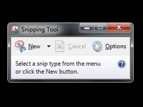 Assign A Keyboard Shortcut to Snipping Tool in Windows 10
