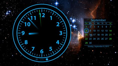Clock for Windows 8 and 8