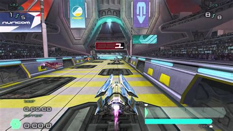 PS2 - Wipeout Pulse - PCSX2 1