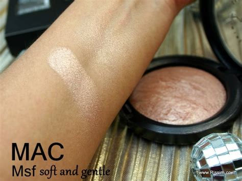 MAC highlighter soft and gentle | Makeup obsession, Best