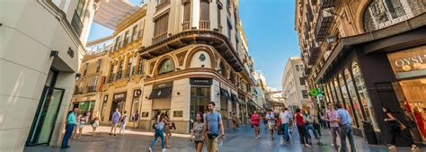 Shopping areas   Tourism of Seville