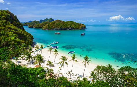 3 weeks on Koh Samui in an awesome beach bungalow with