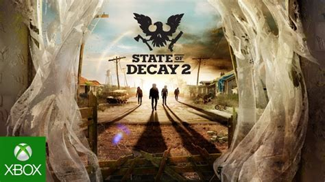 State of Decay 2: Zombies Will Tear You Apart If You Don't