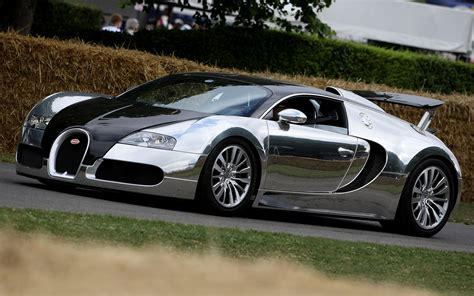 2007 Bugatti Veyron Pur Sang - Wallpapers and HD Images