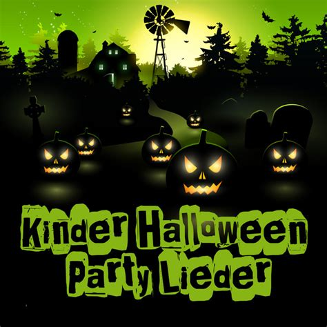 Kinder Halloween Party Lieder by Various Artists on Spotify