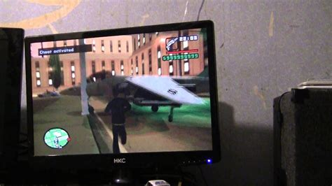 gta san andreas on pc with xbox360 controller - YouTube