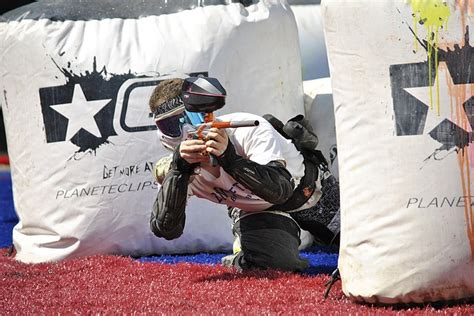 Karlsruher-Paintball-Area - Plore