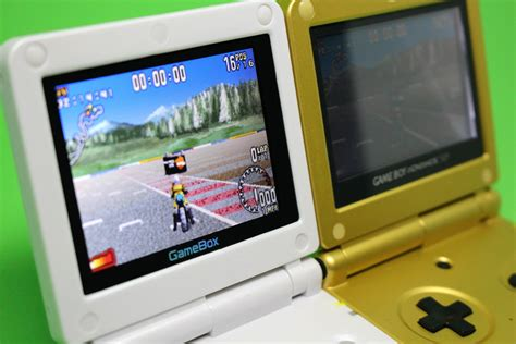 Hardware Review: EXEQ GameBox Game Boy Advance SP Clone