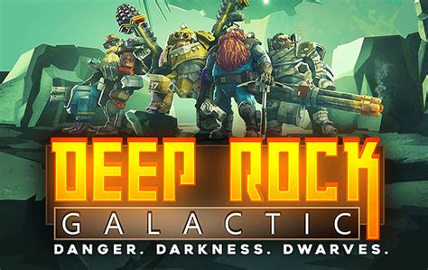 Deep Rock Galactic coming to both Steam Early Access and