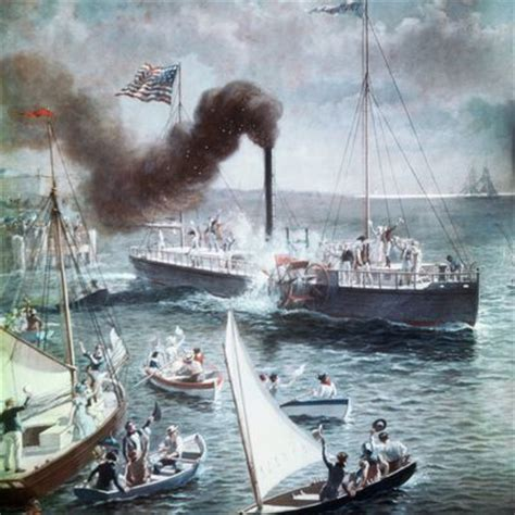 A Brief History of Steamboats