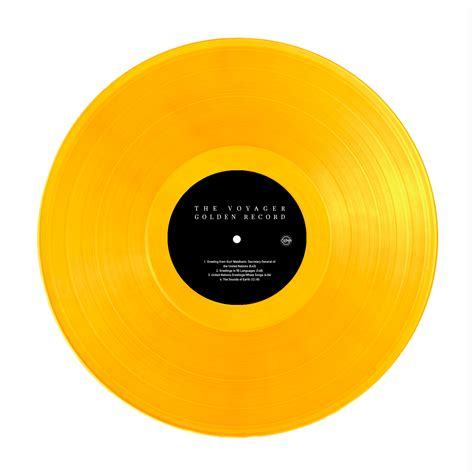 The Voyager Golden Record (Eu & Uk)   Light In The Attic