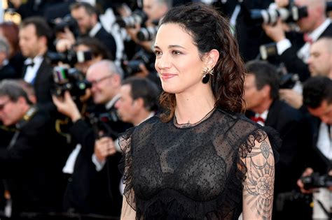 Asia Argento Escapes to Germany After Onslaught of Victim