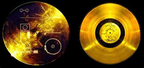Voyager 1's golden record - Physics-Astronomy