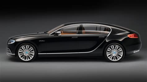Bugatti might replace Chiron with a four-door with