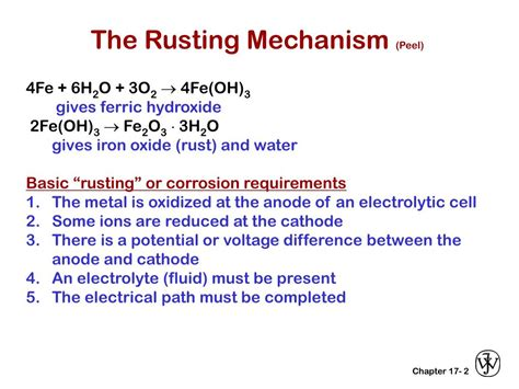 PPT - CHAPTER 16: CORROSION AND DEGRADATION PowerPoint