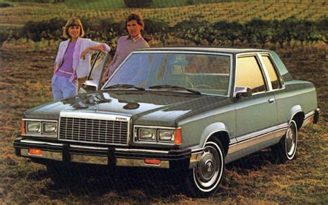 Downsized Like Crazy: The Fox-Platform Fords of 1981 | The