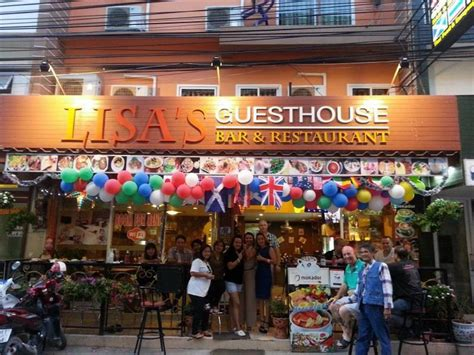 Lisa Guesthouse in Pattaya - Room Deals, Photos & Reviews