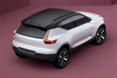 Volvo XC40 SUV and 40-series sedan previewed by concepts