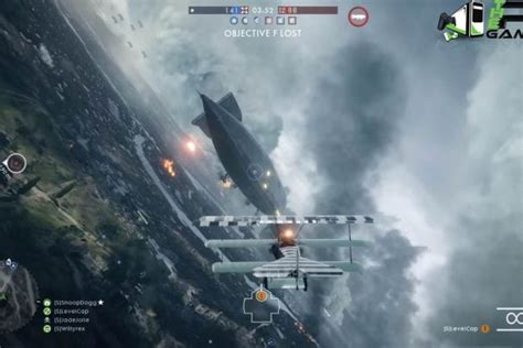 Battlefield 1 PC Game + All DLCs Highly Compressed Free