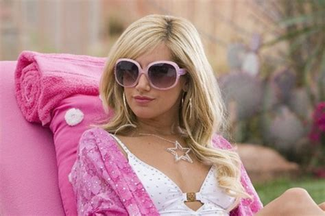 Ashley Tisdale Regrets Some of the Clothes She Wore As Sharpay