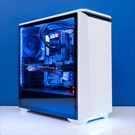 PCCG Frost 1080 Gaming System [PCCG-FROST10806] : PC Case Gear