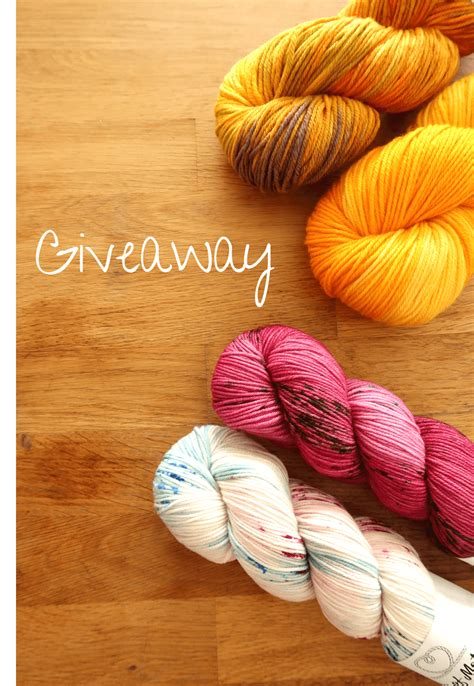Giveaway! | Knitting with Chopsticks