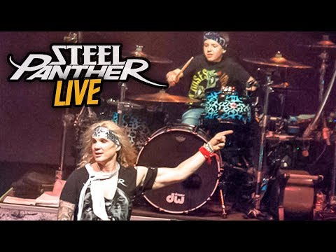 Steel Panther Drummer Claims That Prince Broke Their