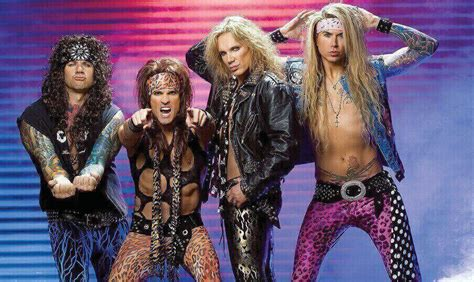 Steel Panther bassist leaves tour to take care of his sex