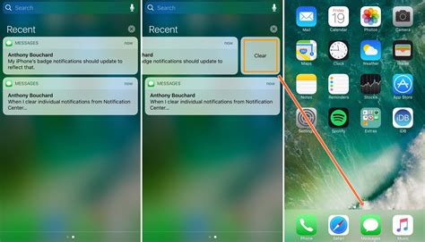 This tweak also clears app icon badges when clearing