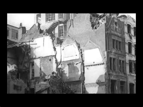 WWII The Blitz - Scenes From London During The Blitz 1940