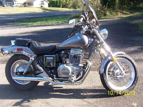 1986 Honda Rebel 450 CC, Classic motorcycle for sale on