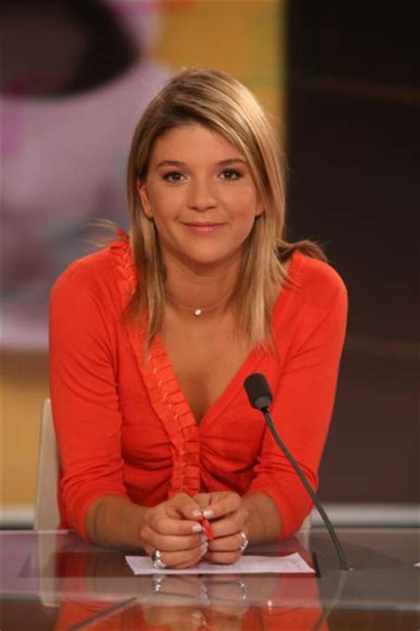 Benedicte le Chatelier French Journalist very hot and