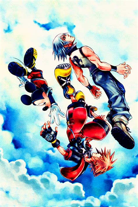 iPhone Wallpapers - Kingdom Hearts Insider