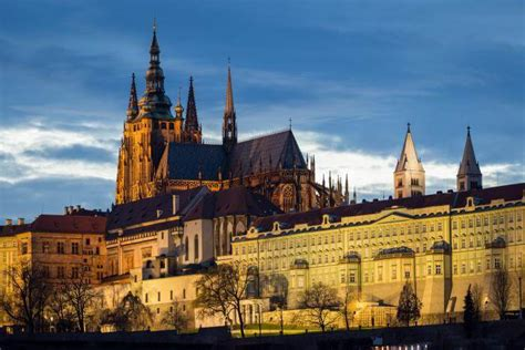 Prague Castle: All You Need To Know About The Czech Palace