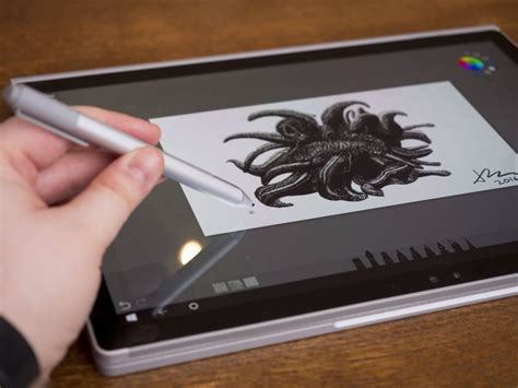 Sketchable review: drawing on the Surface Book becomes a