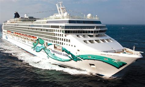 Norwegian Jade Itinerary, Current Position and Review